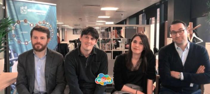 La startup CBien