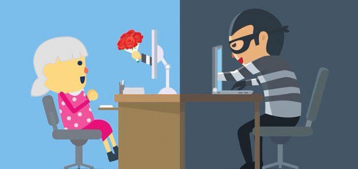 Internet et ses risques pour les seniors
