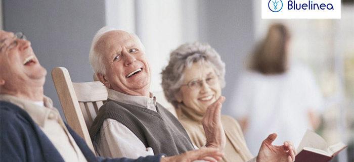 Bluelinea, des services innovants pour les seniors