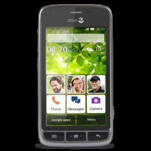 Doro est impliqué dans les smartphones pour seniors