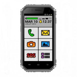 Un smartphone pour seniors de Maxcom