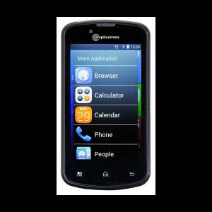 Amplicomms, spécialiste des smartphones pour seniors