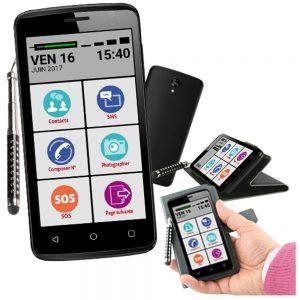 Un smartphone pour seniors