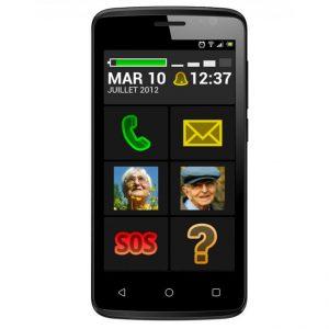 Maxcom reste à la pointe des smartphones pour seniors