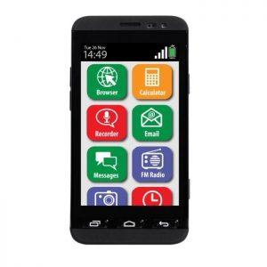 Thomson fait des smartphones pour seniors