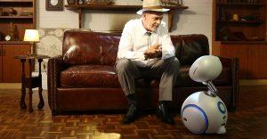 Le robot Zenbo aide les seniors