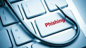 Le phishing est un type de mails piégés